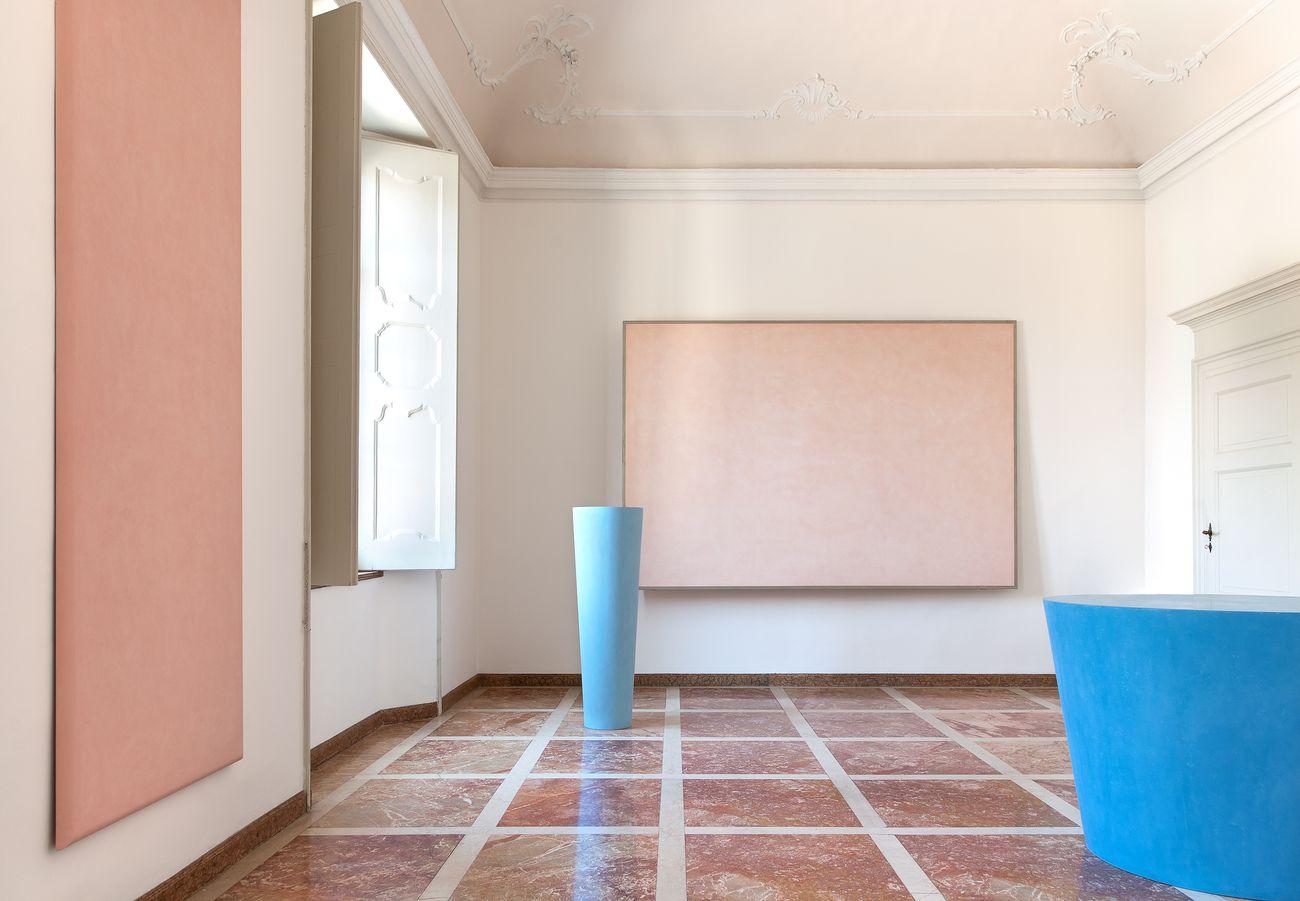 Villa e Collezione Panza, Ettore Spalletti Room, Photo arenaimmagini.it,2013 © FAI - Fondo Ambiente Italiano