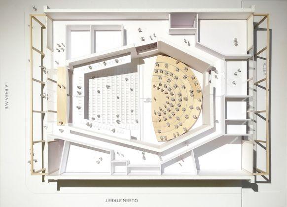Il Beckmen YOLA Center di Frank O. Gehry a Los Angeles