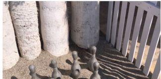 Dadada Beach Museum, Lungomare di Montauro