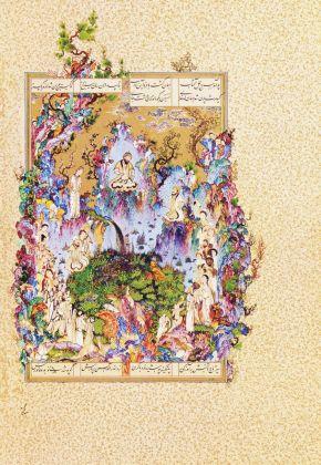 dal Libro dei Re di Firdusi, Tabriz, 1522-30