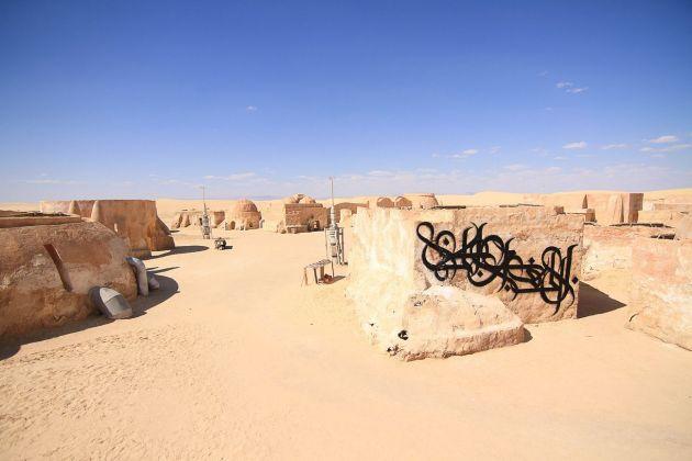 el Seed, Star Wars, Tunisia