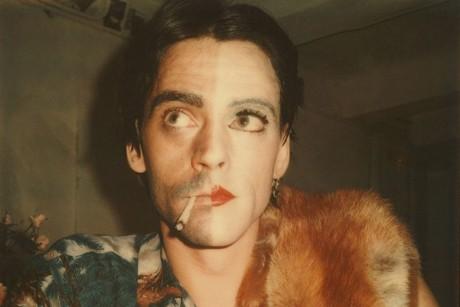 Ulay Renais Sense Polaroids 1974