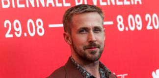 Venezia 75, Firstman, Ryan Gosling, ph. Irene Fanizza