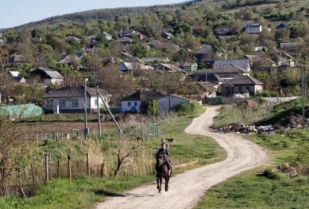 volna mare, Il futuro dopo Lenin. Campagna Moldava