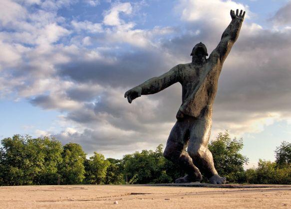 volna mare, Il futuro dopo Lenin. Memento Park