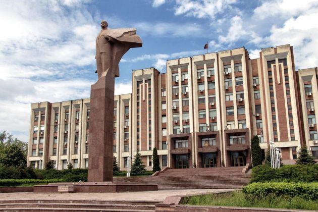 volna mare, Il futuro dopo Lenin. Tiraspol