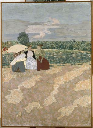 Édouard Vuillard, La conversazione, 1894. Paris, Musée d'Orsay
