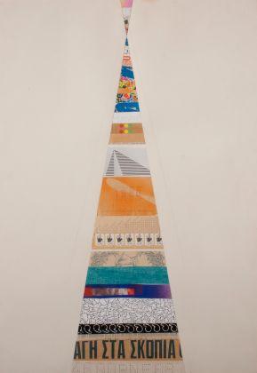 Alighiero Boetti, Senza titolo, 1970, cm 100x70, mista su carta