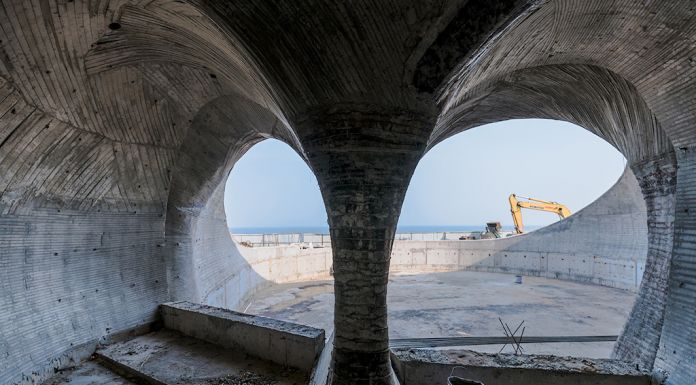 View of UCCA Dune, Photograph by OPEN Architecture