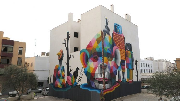 MULTIVERSE Okuda 2015, Bloop Festival Ibiza