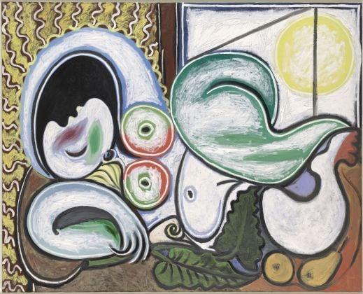 Pablo Picasso, Nudo sdraiato, 1932 olio su tela, 130x161,7 cm Paris, Musée National Picasso. Credito fotografico:© RMN-Grand Palais (Musée national Picasso-Paris) /Adrien Didierjean/ dist. Alinari