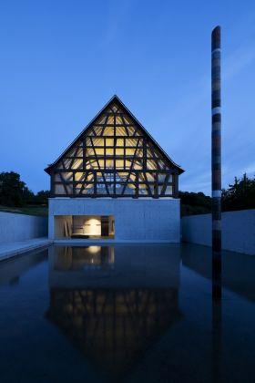 Fondation Kubach Wilmsen musée de sculpture sur pierre, 2010. Photo Shigeo Ogawa