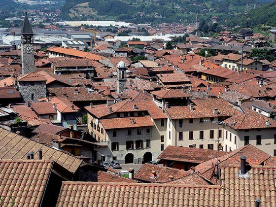 Borgo di Lovere, ph. Luca Merisio