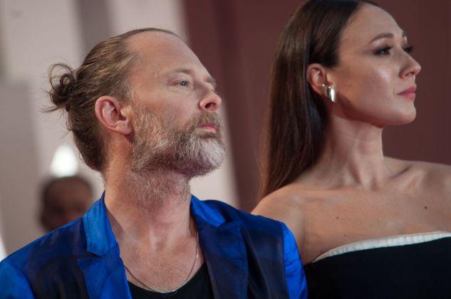 75. Mostra del Cinema di Venezia. Thom Yorke. Photo Irene Fanizza