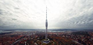 MAA – Melike Altinisik Architects, KCTV Telecom Tower, Istanbul