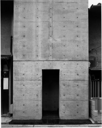 Maison Azuma Ö Sumiyoshi, 1976. Photo Shinkenchiku sha