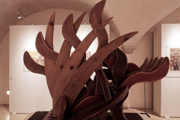 Intervista allo scultore Adolf Vallazza | Artribune - Pagina 415