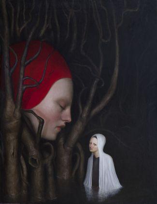 Alessandro Sicioldr, Canto Ancestrale o La Foresta, 2018