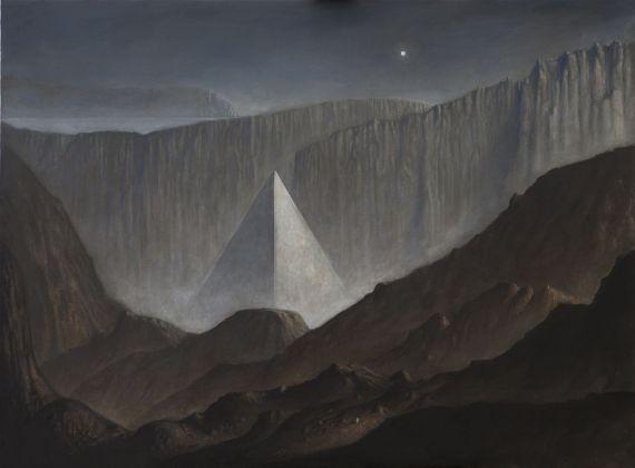 Alessandro Sicioldr, La Piramide o Il Silenzio