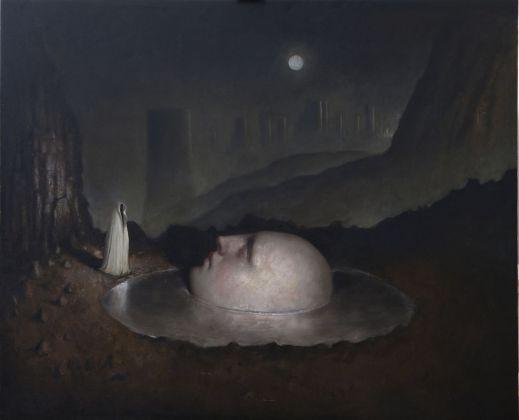 Alessandro Sicioldr, Sogno di Plutone, 2018