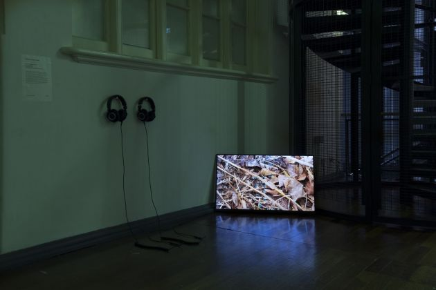 Amalia Pica & Rafael Ortega, Music for 429 Megaponeras, 2017. Installation view at Perth Institute of Contemporary Arts, 2018. Photo Alessandro Bianchetti