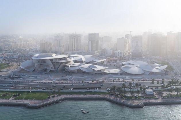 Ateliers Jean Nouvel, National Museum of Qatar, Doha. Photo Iwan Baan