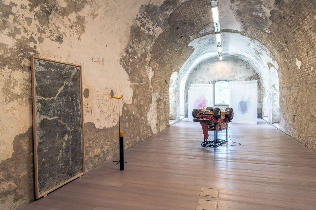 Brain-tooling. Forte di Monte Ricco, Pieve di Cadore 2018. Irene Coppola. Photo credit Giacomo De Donà