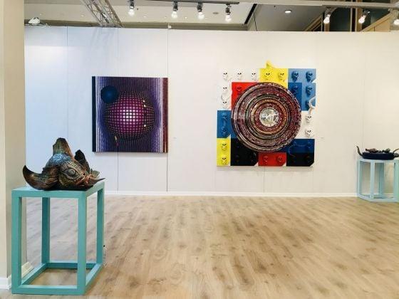 Contemporary Istanbul 2018. Il booth di Marlborough Gallery