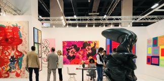 Contemporary Istanbul 2018. Il booth di Sevil Dolmaci Art Gallery