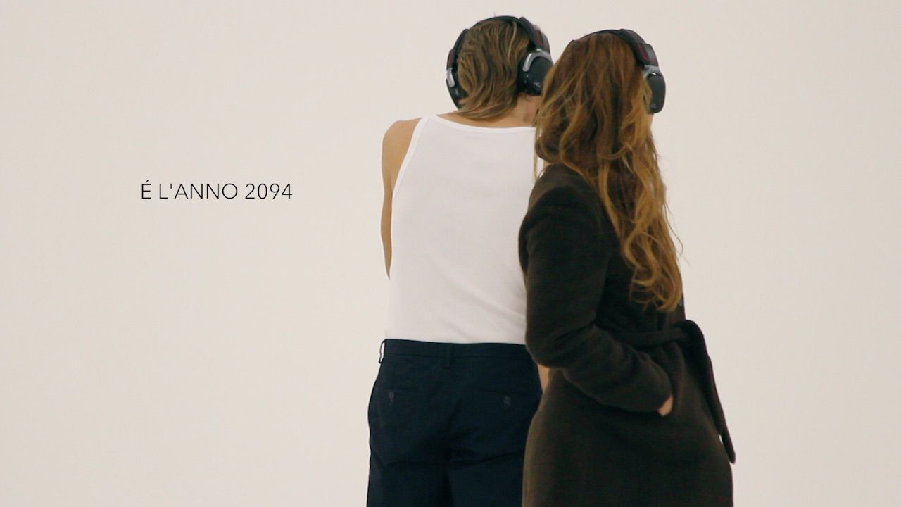 Valentina Vetturi, Alzheimer Cafè II, performance, 2014, courtesy Fondazione MAXXI