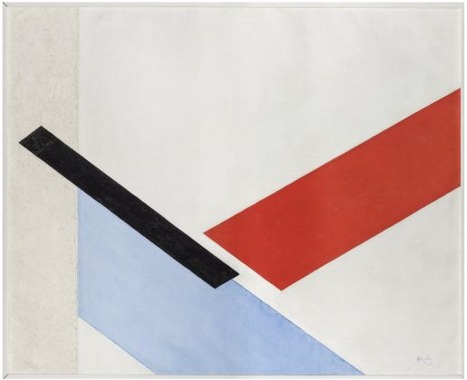 Diagonal Planes, 1931, oil, canvas, 90 × 110 cm, National Gallery Prague