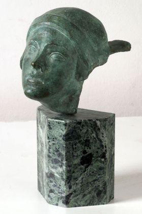 Enzo Nenci, Argonauta, 1950. Bagnolo San Vito, Mantova, Collezione Giorgio Nenci