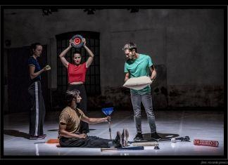 Festival Operastate, Bassano del Grappa 2018. Sezione Bmotion. Camilla Monga, Quartetto per oggetti, photo Riccardo Panozzo