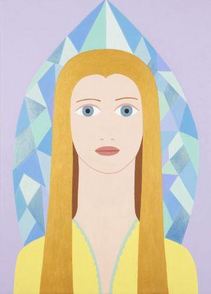 Fulvia Mendini, Madonnina del vetro, 2015