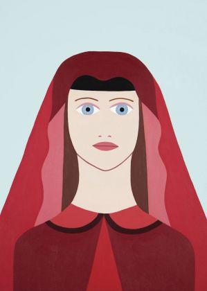 Fulvia Mendini, Madonnina della passione, 2018