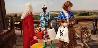 #GucciGothic, la campagna della collezione Gucci Cruise 2019