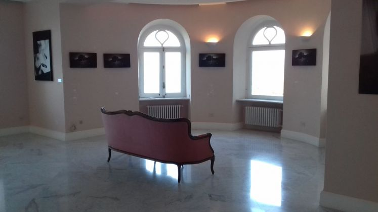 Giorgio Cutini. Sequenze/Occasioni. Exhibition view at Villa Lysis, Capri 2018