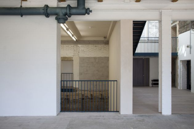 Goldsmiths CCA, View from Entrance Gallery, Copyright Assemble