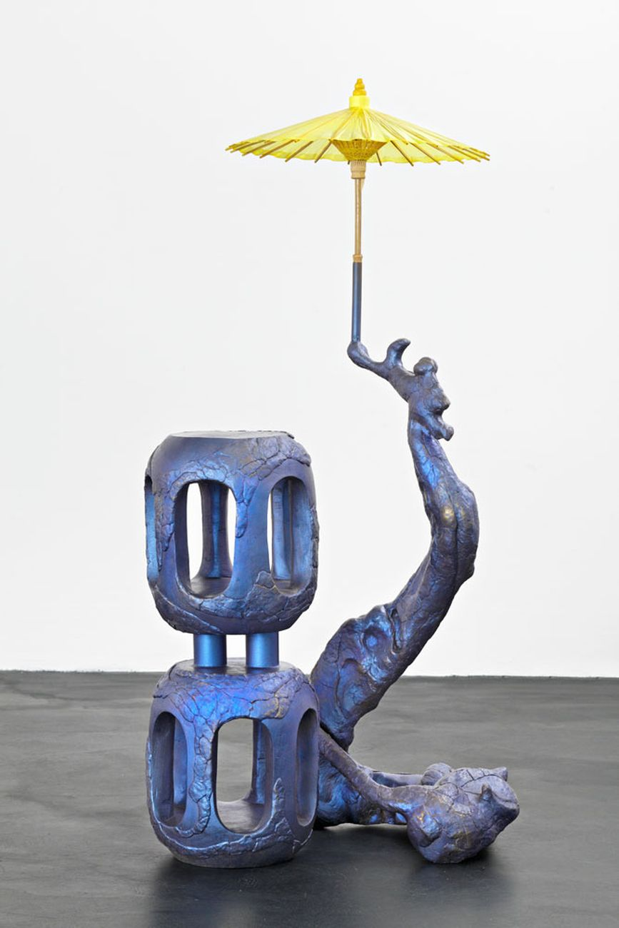 Guan Xiao, Slight Dizzy, 2014. Courtesy the artist & Kraupa Tuskany Zeidler, Berlino