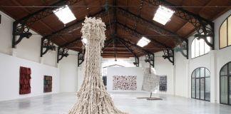 Hassan Sharif, Knots, 2012 16. Loan courtesy Estate of Hassan Sharif & Gallery Isabelle van den Eynde