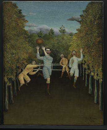 Henri Rousseau, The Football Players (Les joueurs de football), 1908, Solomon R. Guggenheim Museum, New York 60.1583 © Solomon R. Guggenheim Foundation, New York