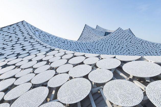 Herzog & de Meuron, Elbphilharmonie Concert Hall, Amburgo. Photo Iwan Baan