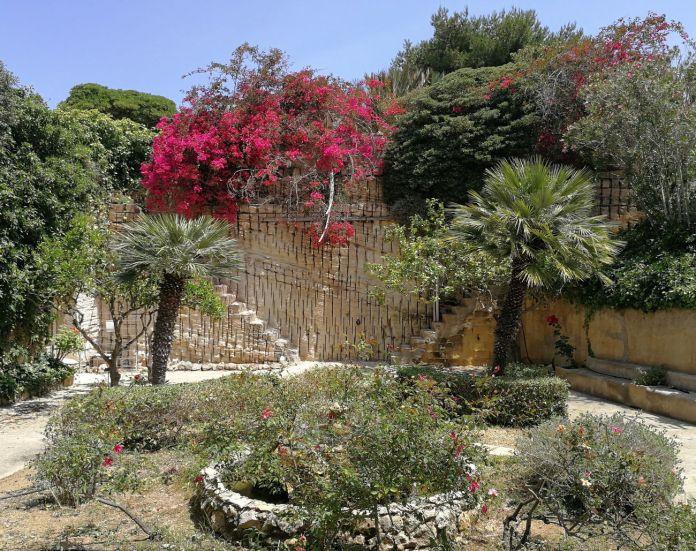 Il Giardino dell'Impossibile, Favignana, 2018