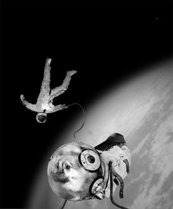 Joan Fontcuberta, Sputnik, 2005 © Joan Fontcuberta