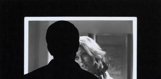 John Stezaker, Il voyeur, 1979 © John Stezaker. Courtesy The Approach, Londra