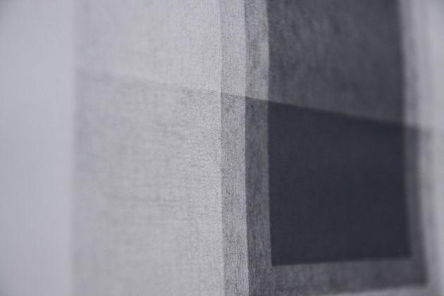 Kay Arne Kirkebø, Everything is equally close, 2018, disegni a matita, 42x31 cm
