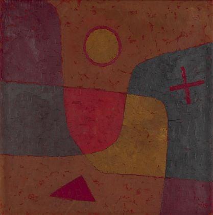 Paul Klee, Angelo in Divenire, Archive Zentrum Paul Klee
