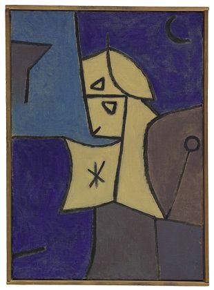 Paul Klee, Hoher Waechter, Archive Zentrum Paul Klee