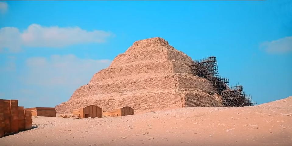 Il Cairo, la tomba di Mehu