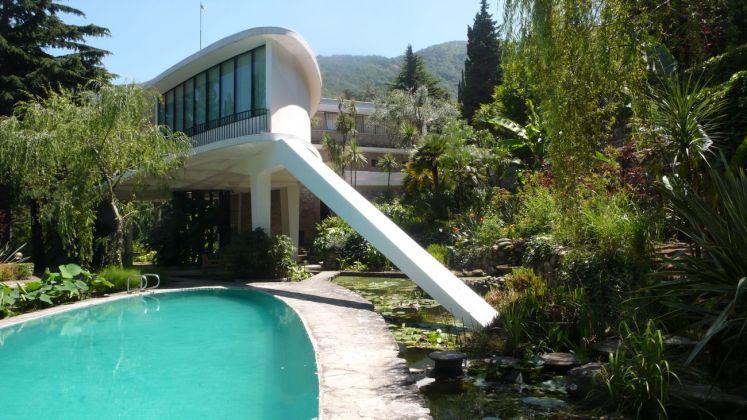 Leonardo Ricci, Casa Balmain, Isola d'Elba, 1958-60. Photo Maria Clara Ghia